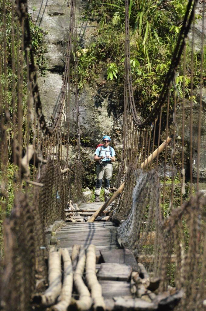 Trekking al Makalu