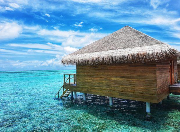 overwater Maldivas