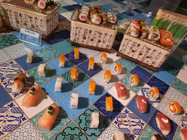 sushi Maldivas