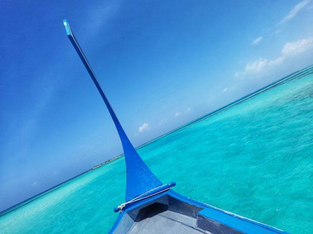 navegar Maldivas