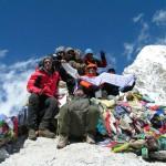 Colaboración Taranna Trekking y CEC