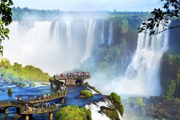 Viaja a Argentina