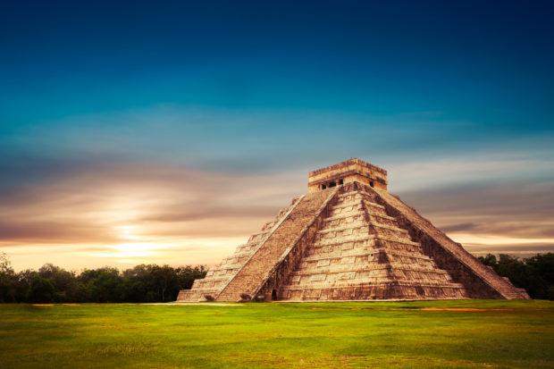 Siete maravillas del mundo: Chichén Itzá