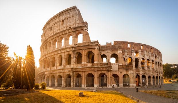 Siete maravillas del mundo: Coliseo romano