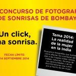 5 CONCURSO DE FOTOGRAFIA, SONRISAS DE BOMBAY