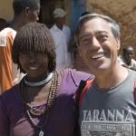 XAVIER GIL. Responsable de los Viajes por Etiopia y responsable departamento web.