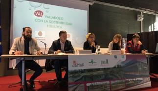 """Tarannà en la Jornada  """"2017, AÑO INTERNACIONAL DEL TURISMO SOSTENIBLE PARA EL DESARROLLO"""" en Valladolid"""