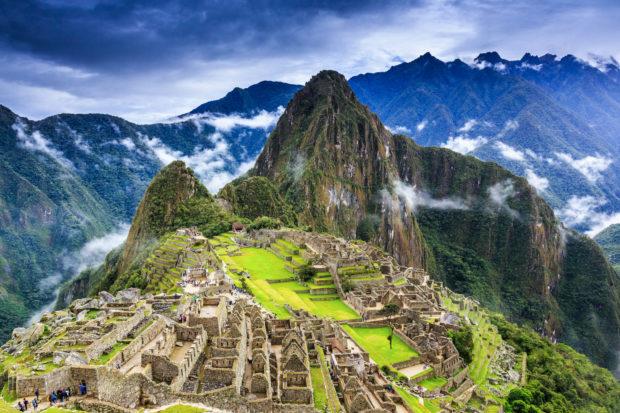 Siete maravillas del mundo: Machu Picchu