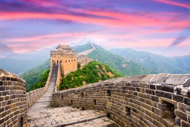 Siete maravillas del mundo: Gran muralla China