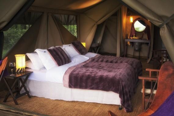 Ratpanat Ngorongoro Safari Camp. Tent.rutas en camion04jpg