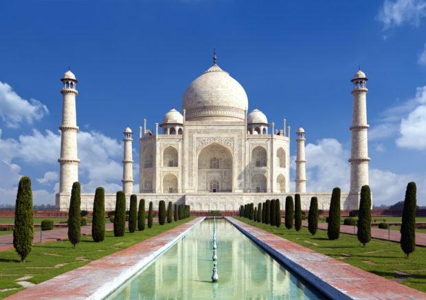 Sieta maravillas del mundo: Taj Mahal
