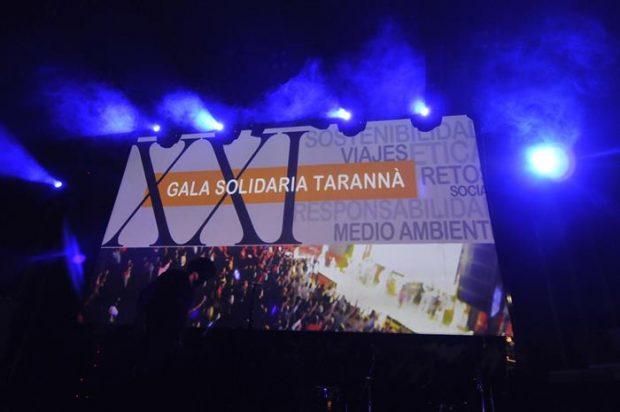 XXII Gala Solidaria Tarannà