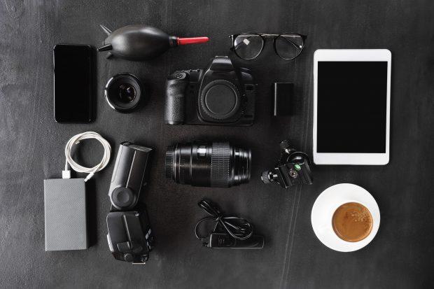 accesorios viaje fotográfico