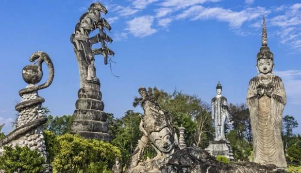 Los Tesoros de Angkor. Camboya