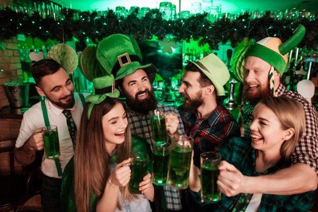 Día de San Patricio Irlanda