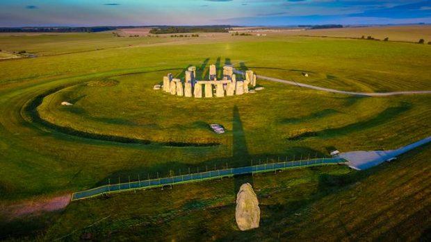 Solsticio verano en Stonehenge