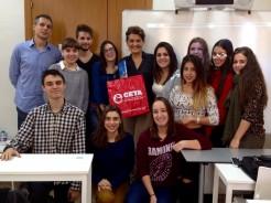Tarannà Viajes con Sentido, en colaboración con CETT y CETA.