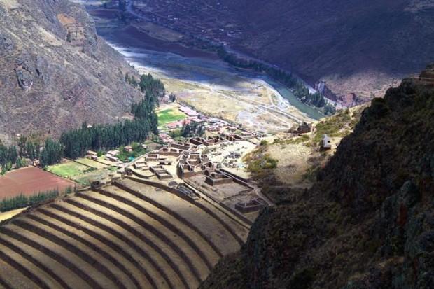 El Corazón Viajero. Perú