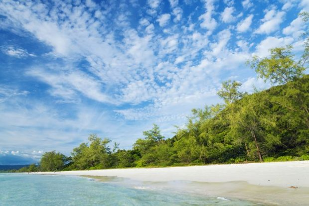 Las 10 Mejores Playas de Asia-Koh Rong