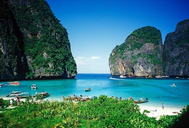 Las 10 Mejores Playas de Asia-Maya Phi Phi