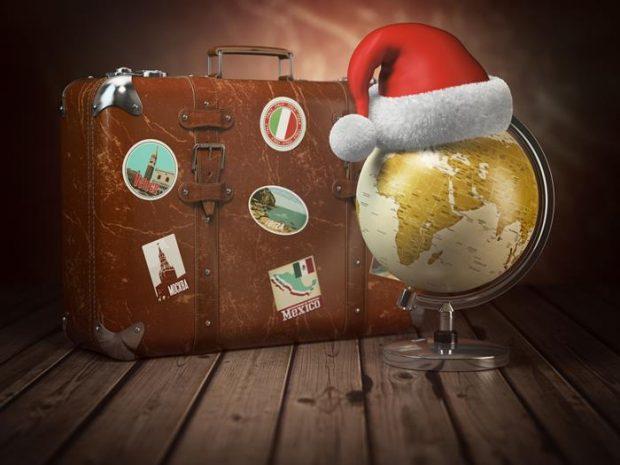 Dónde viajar en Navidad
