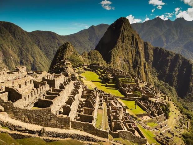 Centro de las Energías del Universo. Perú