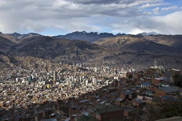 La Indulgencia de estar solos. Viaje a Bolivia