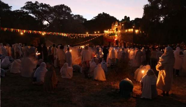 La gran fiesta del Timkat. Viaje a Etiopía