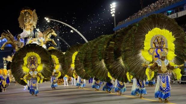 Las 5 Fiestas más Espectaculares de Latinoamérica