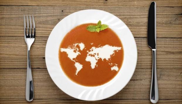 Gastronomía Viajera