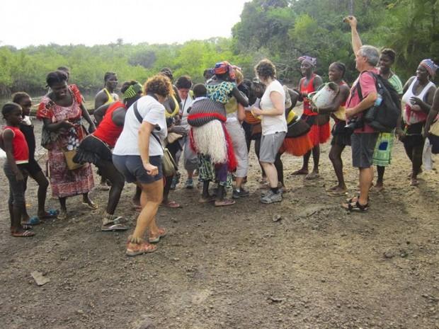 Viaje Prospección a Guinea Bissau