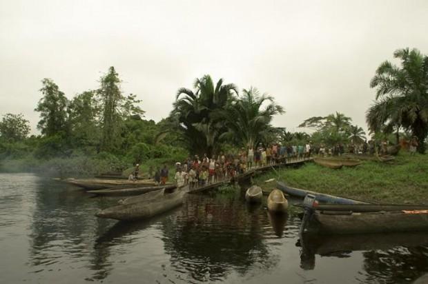 Viaje a Irian Jaya, tierra salvaje