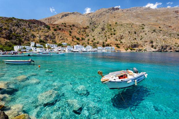 Islas griegas: Creta