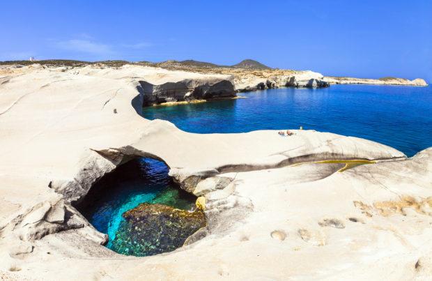 Islas griegas: Milos