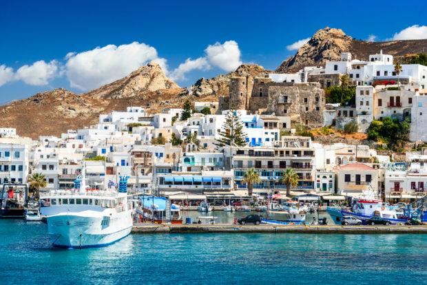 Islas griegas: Naxos