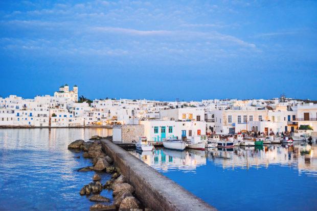Islas griegas: Paros