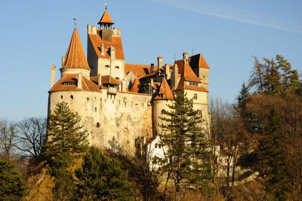 Castillo Conde Drácula