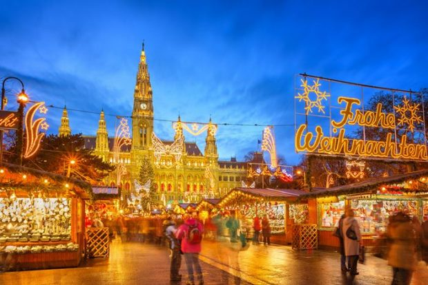 Los Mejores Mercados de Navidad de Europa-Viena