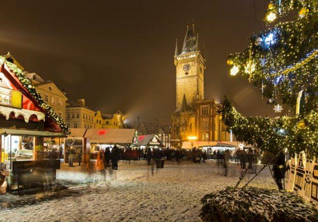 Los Mejores Mercados de Navidad de Europa-Praga