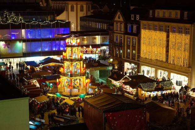 Los Mejores Mercados de Navidad de Europa-Nuremberg