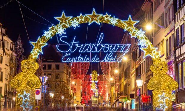 Los Mejores Mercados de Navidad de Europa-Estrasburgo
