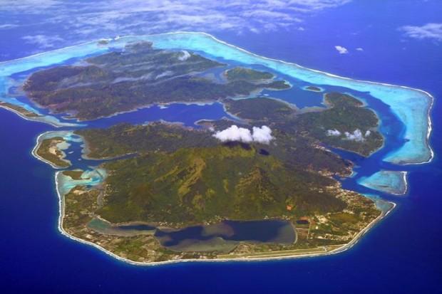 El Mundo es un pañuelo. Viaje a Polinesia