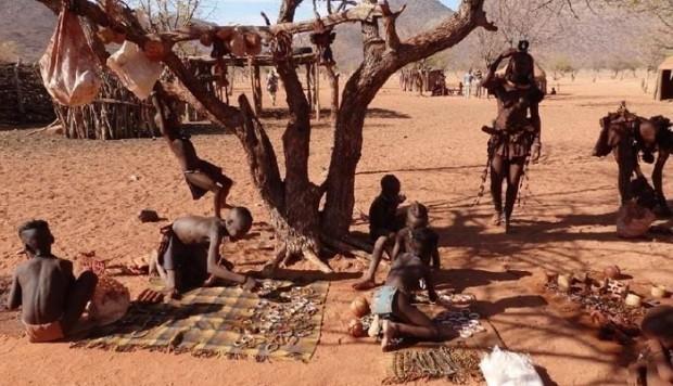 La Costa de los Esqueletos. Namibia