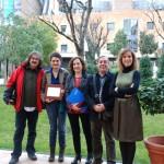 Tarannà premio CETT mejor empresa colaboradora