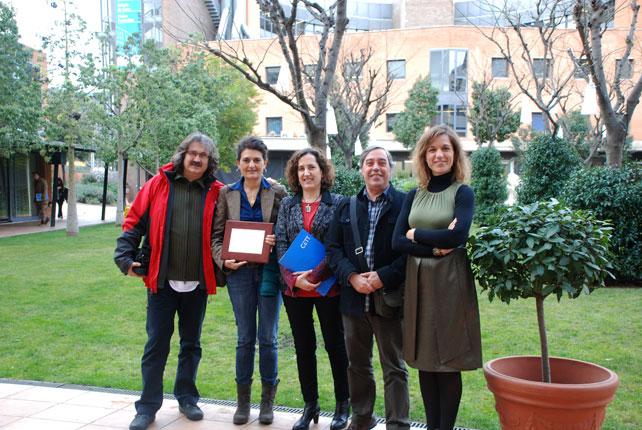 premio cett taranna mejor empresa colaboradora