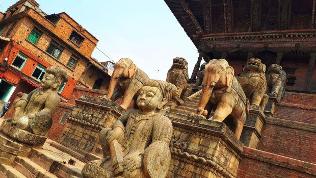 que ver en Bhaktapur: nyatapola