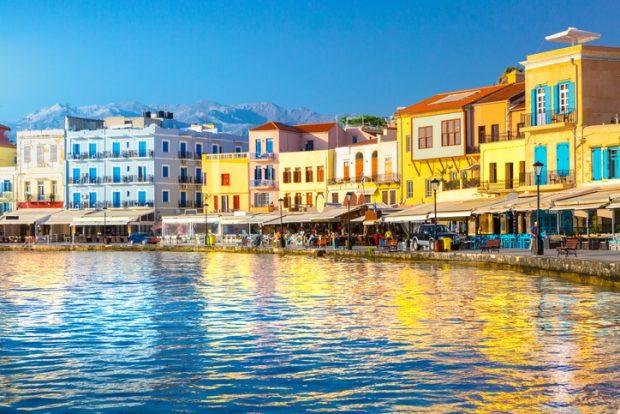 que ver en Creta: Chania