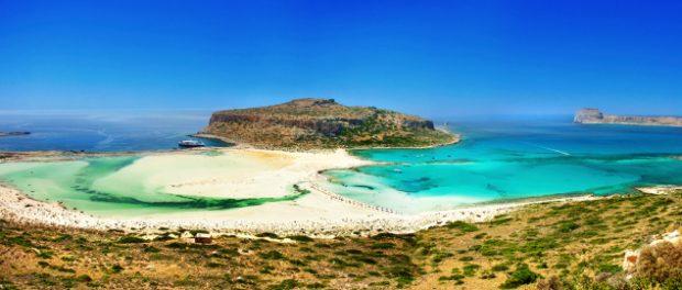 que ver en Creta: playa de Balos