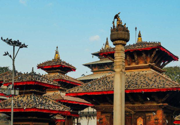 que ver en Kathmandu: Durbar Square