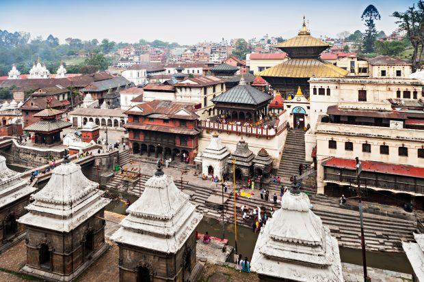 Que ver en Nepal: templo de Pashupatinath